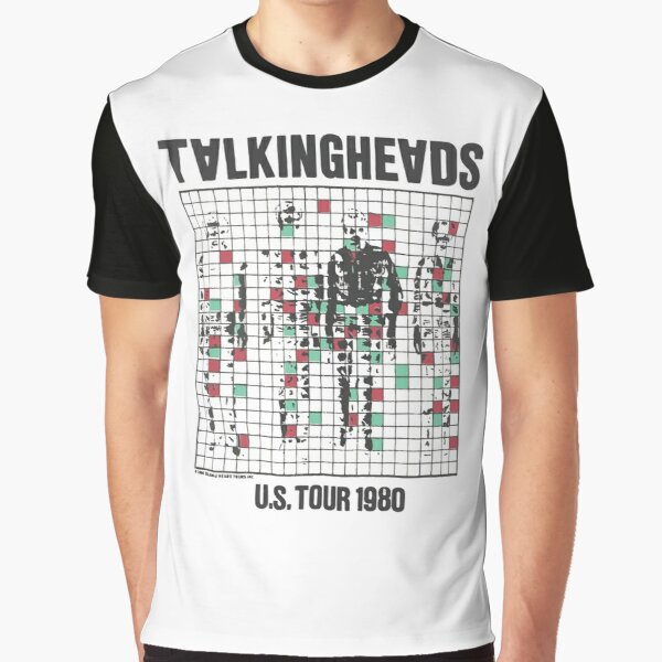 talking heads inspired tour tee Graphic T-Shirt