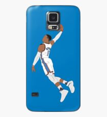 Russell Westbrook Dunk Case/Skin for Samsung Galaxy