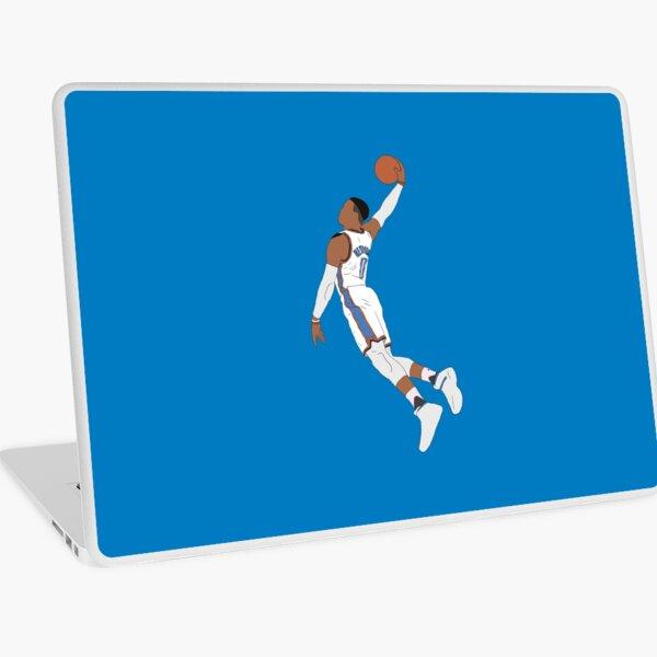 Russell Westbrook Dunk Laptop Skin