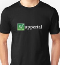 Wuppertal Element Unisex T-Shirt