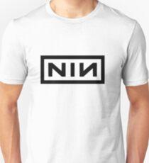 Nine Inch Nails Logo Trent Reznor Unisex T-Shirt