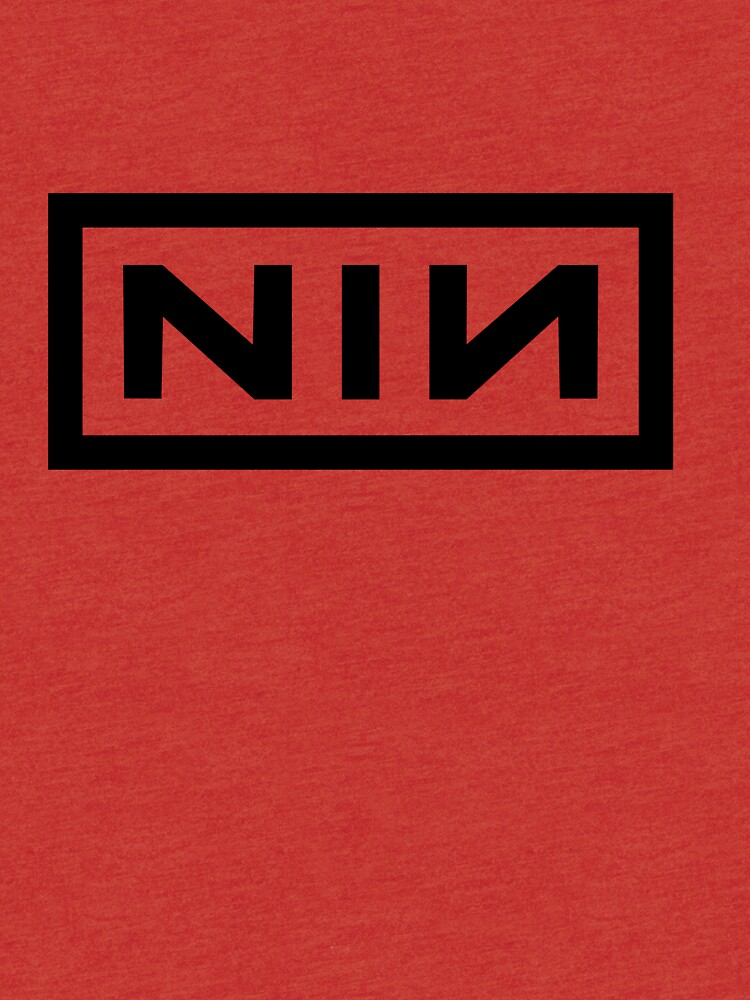 Nine Inch Nails Logo Trent Reznor\