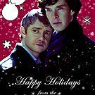 Happy Holidays 1 by Cecilia G.F.
