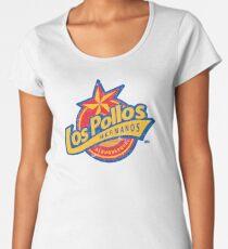 Los Pollos Hermanos Women's Premium T-Shirt
