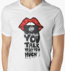 Strokes Men's V-Neck T-Shirt