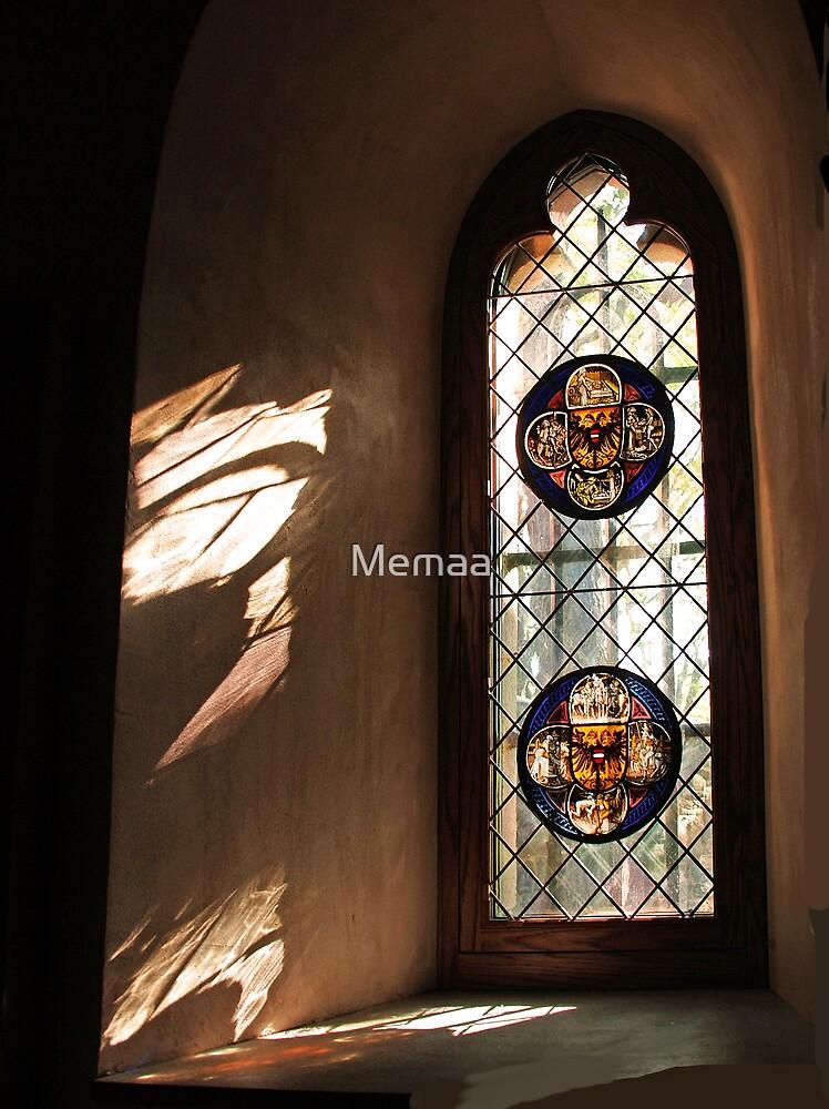 Cloisters Window Seat by Memaa