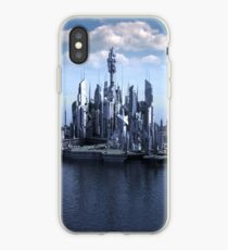 Atlantis, The City of the Ancients iPhone Case
