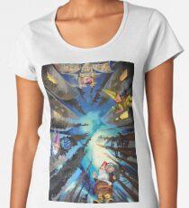 The Sistine Chapel, Revisited Women's Premium T-Shirt