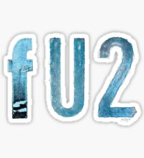 FU2 Sticker