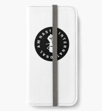 AM NASTY INTERNATIONAL - BLACK iPhone Wallet/Case/Skin