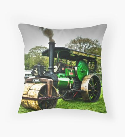 Idling Throw Pillow
