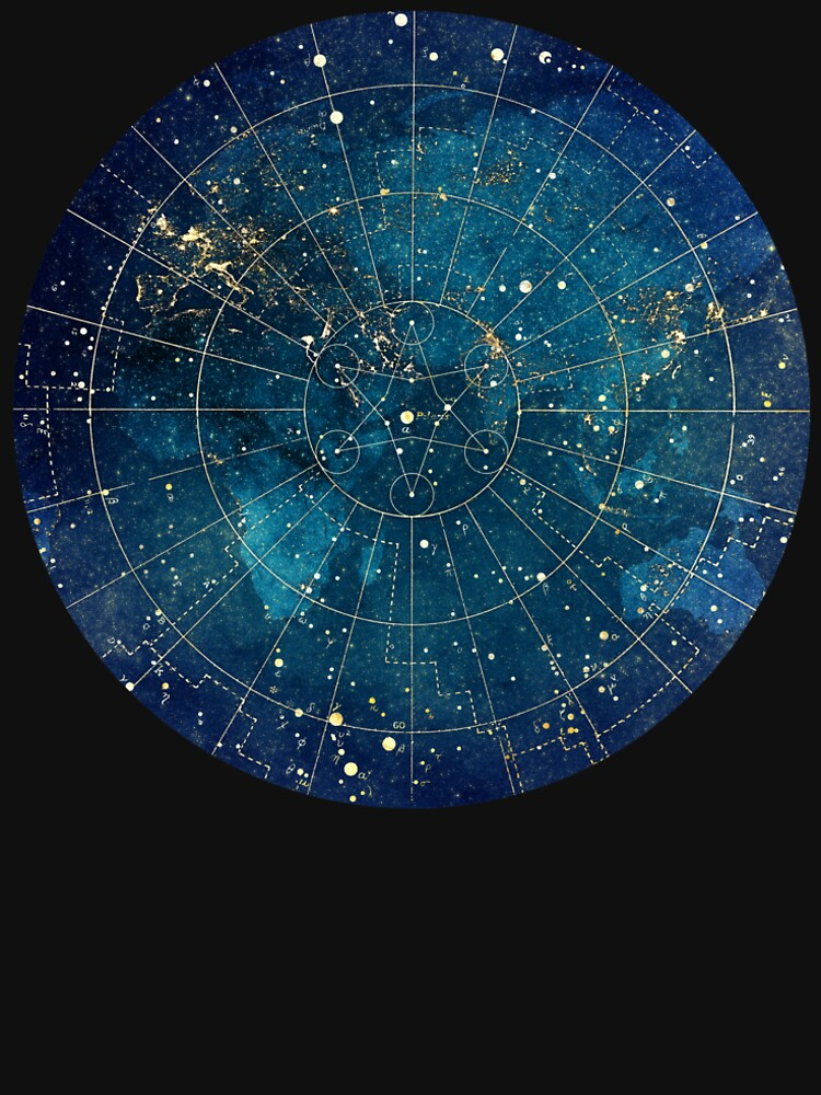 Star Map :: City Lights by jennyariane