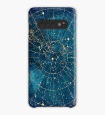 Star Map :: City Lights Case/Skin for Samsung Galaxy