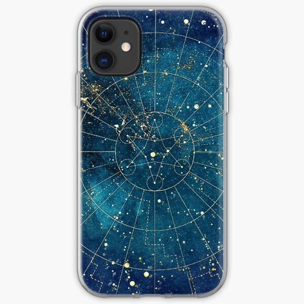 Star Map :: City Lights iPhone Soft Case