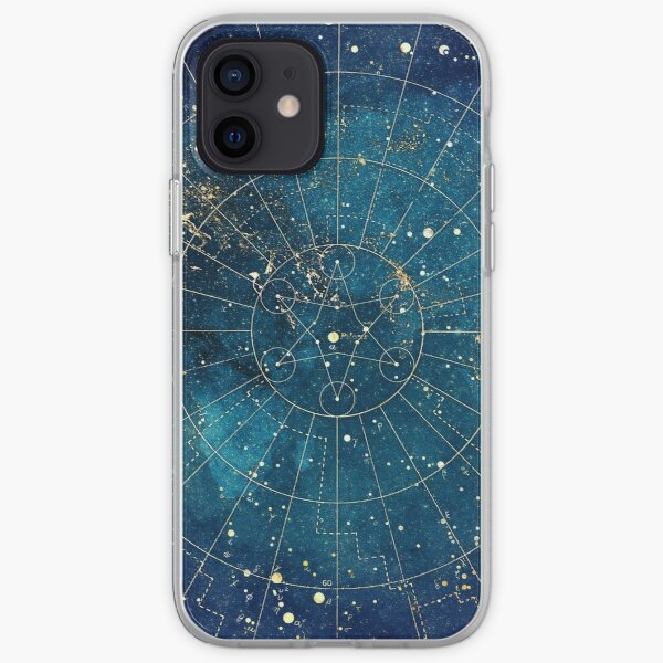 Star Map :: City Lights iPhone Soft Case