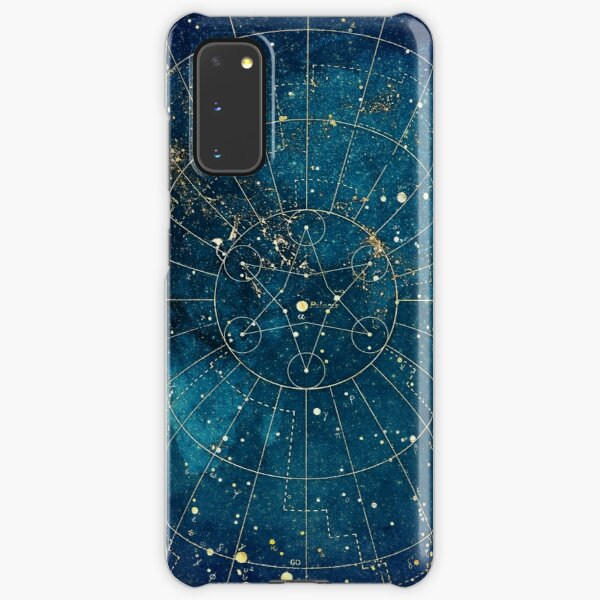 Star Map :: City Lights Samsung Galaxy Snap Case