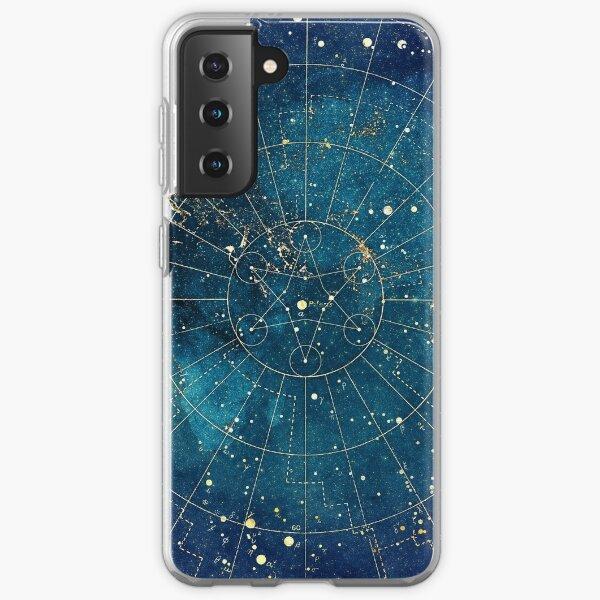 Star Map :: City Lights Samsung Galaxy Soft Case