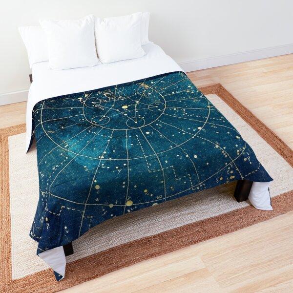 Star Map :: City Lights Comforter