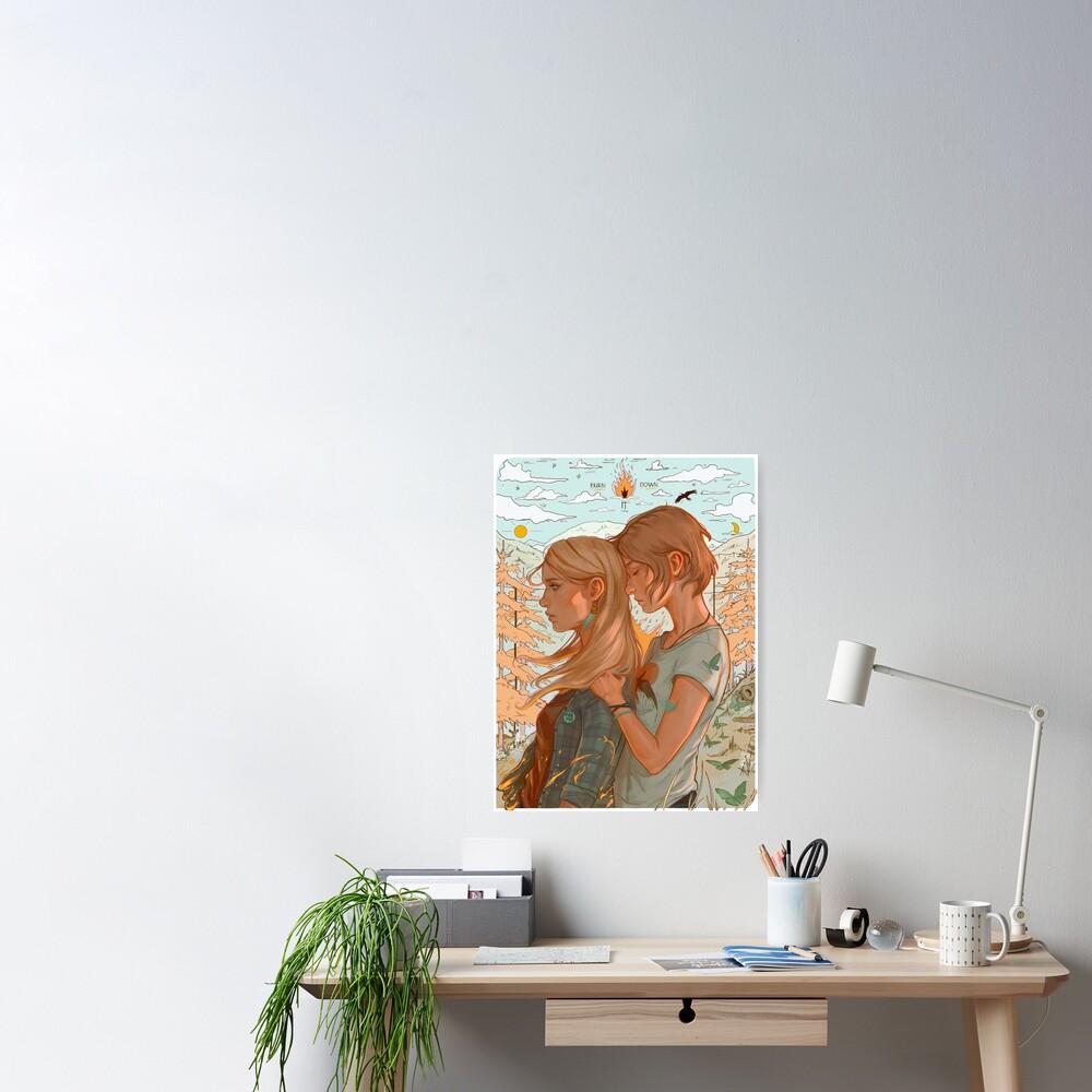 Burn It Down Poster