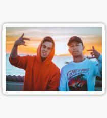 Cody Ko and Noel Miller Looking FRESH Sticker