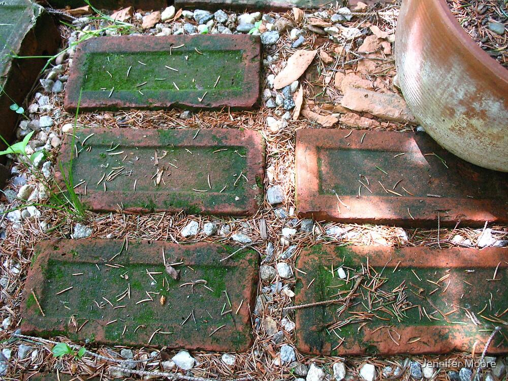 Bricks by Jennifer Moore