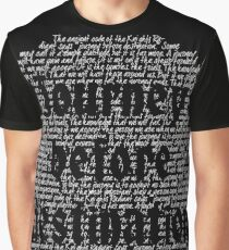 Dalinar and Journey Before Destination –The Stormlight Archive Graphic T-Shirt