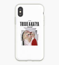 Trixie & Katya Show iPhone Case