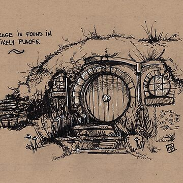 The Shire by obillwon