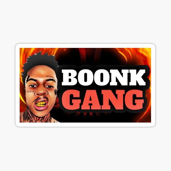 Boonk Gang Sticker