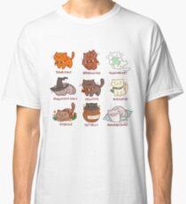 Haarige Pawtter Classic T-Shirt