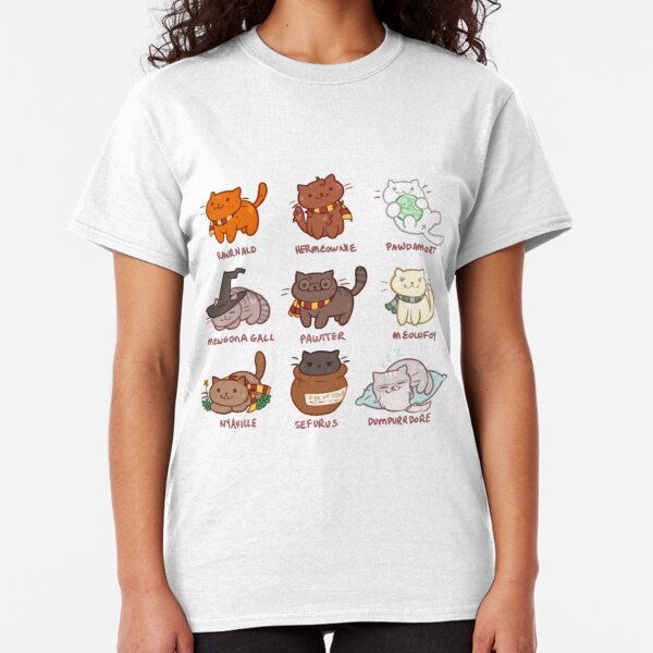 Hairy Pawtter Classic T-Shirt