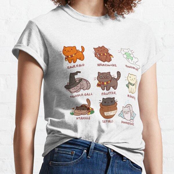 Pawtter poilu T-shirt classique