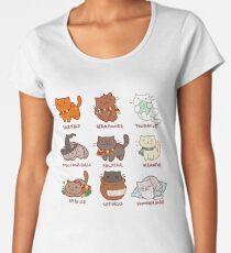 Hairy Pawtter Women's Premium T-Shirt