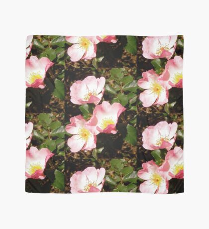 Governor General's roses 12 Scarf