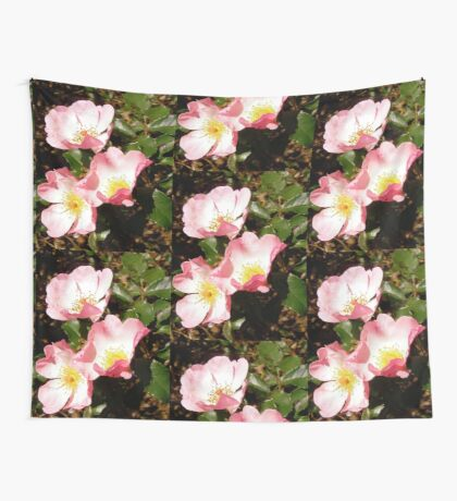 Governor General's roses 12 Wall Tapestry
