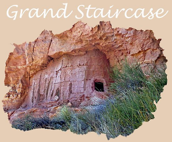 Grand Staircase escalante by RKOriginals
