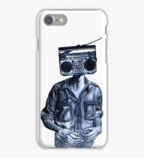 Radio Head! iPhone Case/Skin