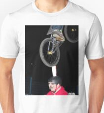Bike on Cup on Head T-Shirt