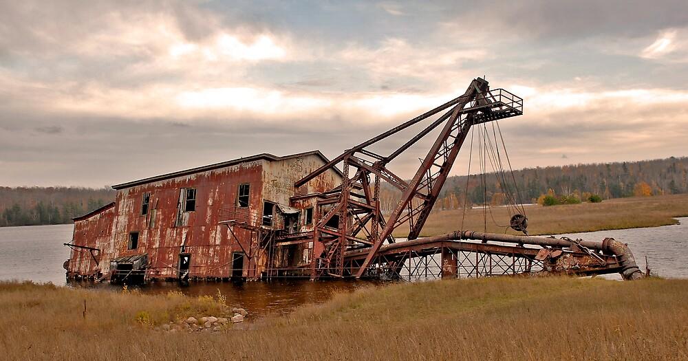 Quincy mining dredge by derrickh