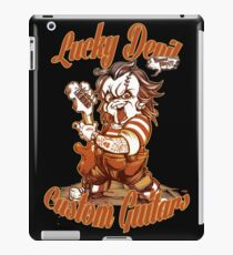 Lucky Devil Custom Guitars iPad Case/Skin