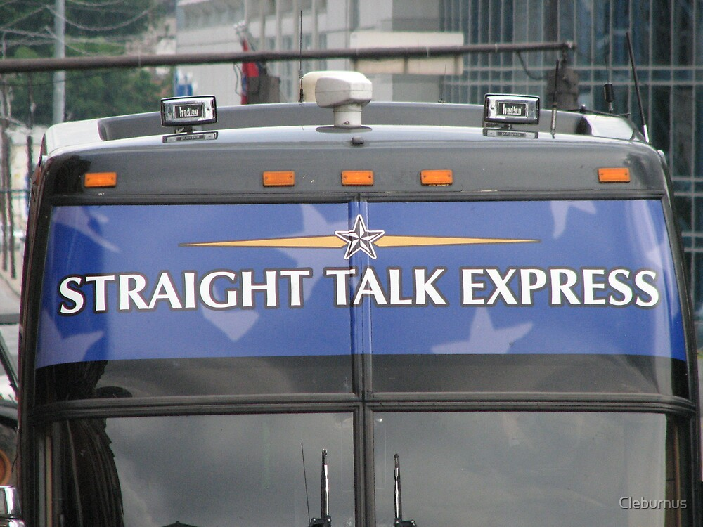 Straight Talk Express for sale by Cleburnus