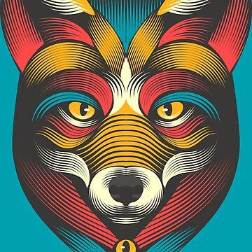 FOXoul für helle Farbhintergründe (aktualisiert) von PAgata