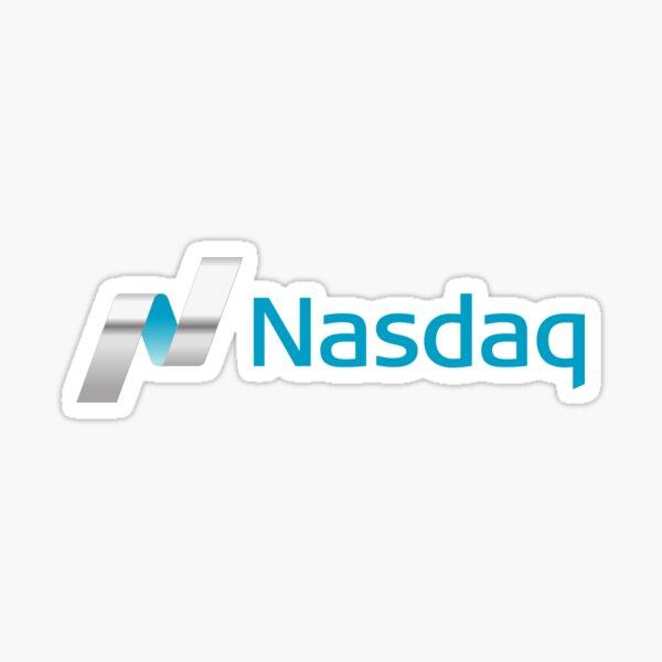 Nasdaq stock exchange Sticker
