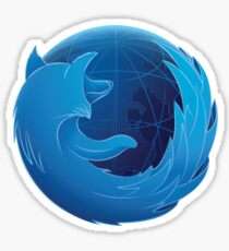 Firefox Developer Edition sticker Sticker