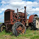 Tractor Retirement by Jerry Walter