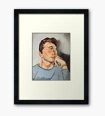 Handsome Cyclops Framed Print