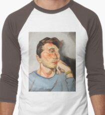 Handsome Cyclops Men's Baseball ¾ T-Shirt