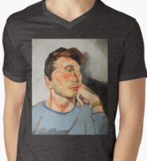 Handsome Cyclops Men's V-Neck T-Shirt