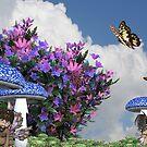 Our Garden by Barbara A. Boal