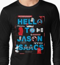 Wittertainment: 20 In-Jokes in one Graphic Long Sleeve T-Shirt